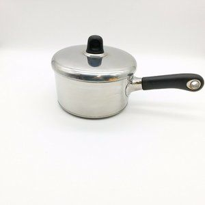 Revere Ware 2 Quart Sauce Pan 1.9 Liter with lid